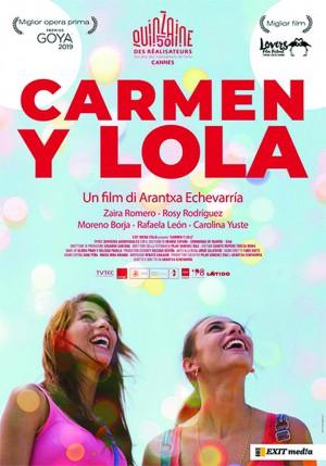 Carmen y Lola V.O. sott.