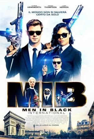 Men in Black: International (3D)