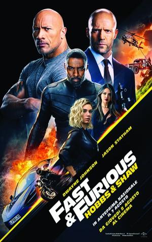 Fast & Furious - Hobbs & Shaw | Isens