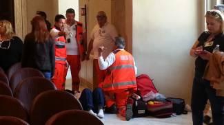 Campidoglio, scatta la rissa tra capigruppo: uno in ospedale /VIDEO