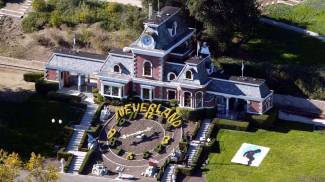 Michael Jackson, in vendita 'Neverland', 100 milioni per il ranch del 're del pop'