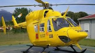 Eveline è nata sull'elicottero Pegaso