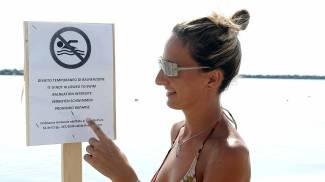 Mare inquinato: torna il divieto di balneazione