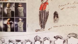 """Federico Fellini, il visionario della moda. """"Lui stilista dei suoi personaggi"""""""