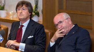 """Tavecchio: """"Rinvio a giudizio? Non è condanna, Conte resta ct"""""""