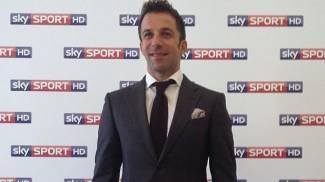 """Del Piero volto nuovo di Sky: """"Ma non dico addio al calcio"""""""