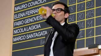 """Premio Strega 2015, vince Lagioia con 'La Ferocia': """"E' ciò che sta accadendo in Grecia"""""""