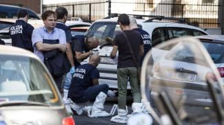 Roma, cadavere 'incaprettato'. Corpo nascosto dentro un sacco per strada a Monteverde