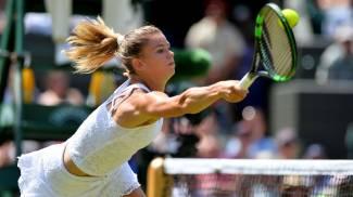 Wimbledon, Wozniacki troppo forte. Fuori Giorgi e Seppi. Federer vola agli ottavi