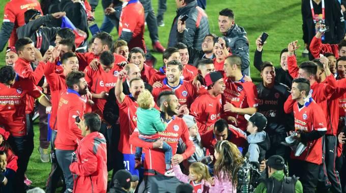 Copa America, il Cile vince ai rigori. Argentina battuta 4-2