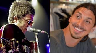 """Noel Gallagher duro su Ibra: """"Un fottuto idiota, è come mio fratello"""""""