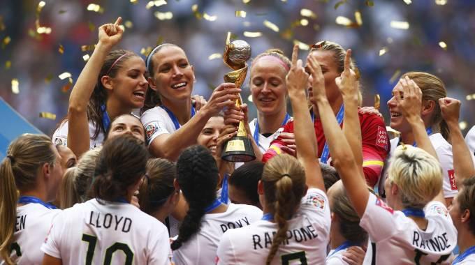 Mondiali donne, Usa campioni del mondo
