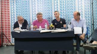 """Fiorentina, Sousa in videochat: """"Salah? ha molti consiglieri, può prendere decisioni sbagliate"""" / VIDEO"""