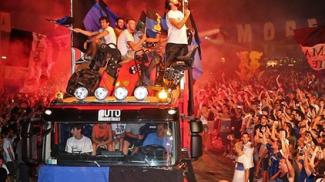 Atalanta, caso Bocia: ultrà sospendono Festa della Dea