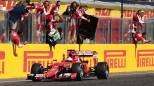 Risveglio Ferrari, trionfo Vettel nel segno di Bianchi