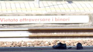 Pastore evangelico muore sotto il treno in stazione