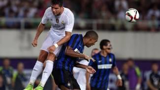 L'Inter affonda col Real Madrid. Difesa allegra, si slava Kovacic