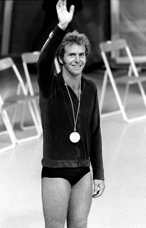 Klaus Dibiasi Tuffi l39ultimo oro 40 anni fa con Klaus Dibiasi Sport