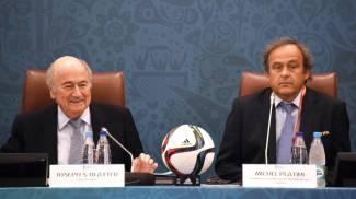 Fifa, Platini candidato alla presidenza. Potrebbe sfidare Maradona e Zico