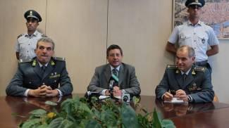 Traffico internazionale di cocaina: fermate 12 persone e sequestrati 54 chili di droga