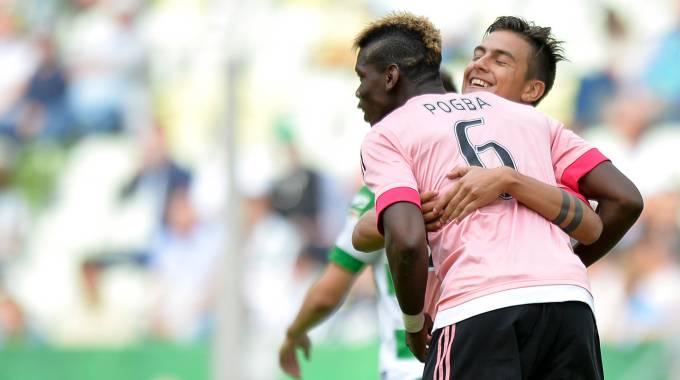 Juventus, Lechia Danzica battuto 2-1. Decide Manduzkic al '90
