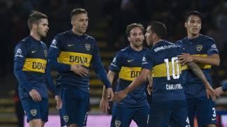 Tevez, magia su punizione: primo gol con il Boca Juniors / VIDEO