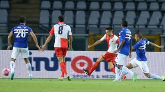 Europa League, Samp disastrosa. Perde 4-0 contro il Vojvodina