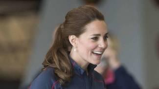 Kate Middleton, non solo mamma. Ora ha anche il brevetto da sub