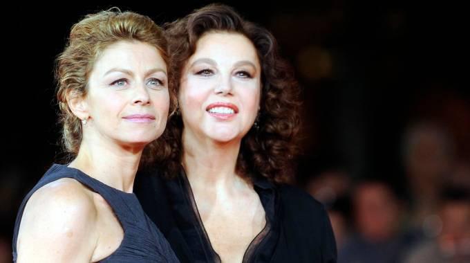 """Amanda e Stefania Sandrelli. """"Supermamma per troppo amore"""""""