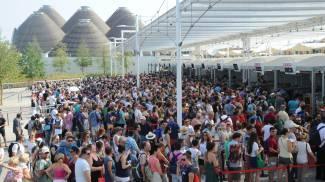 Expo, un agosto dai grandi numeri: code record ai padiglioni