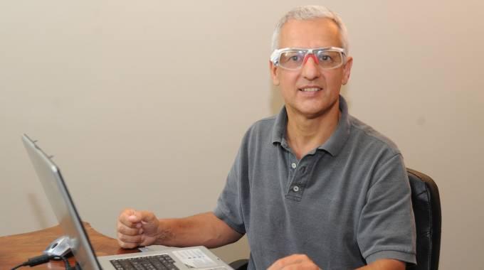 Occhiali hi-tech, la modenese 'Glass Up' contro Google
