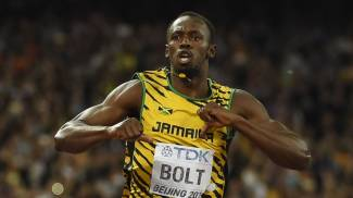 """Straordinario Bolt: oro anche nei 200. Battuto il rivale Gatlin con 19""""55"""