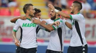 Bologna-Sassuolo 0-1, Floro Flores all'86', modenesi a punteggio pieno