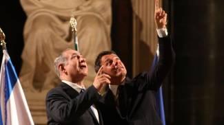 "Renzi accoglie Netanyahu, l'incontro a Firenze: ""Insieme nella lotta al terrorismo"""