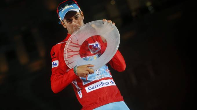 Festa Aru, incoronato sul trono della Vuelta
