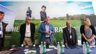 ICS, doppio impegno nel golf