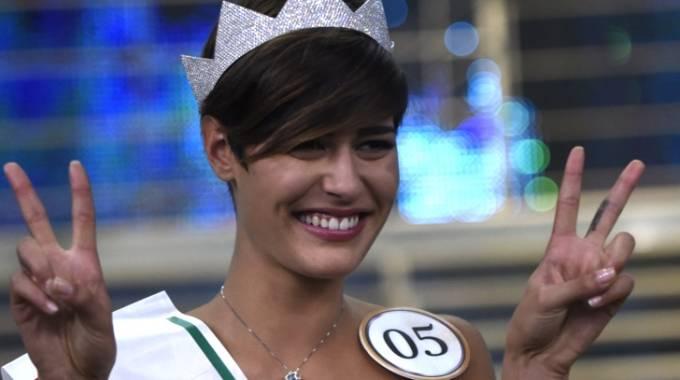Miss italia alice sabatini la reginetta 2015 il resto - Viola martina porta ...