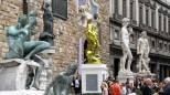 Firenze, divide la scelta di sistemare la statua di Koons in piazza della Signoria