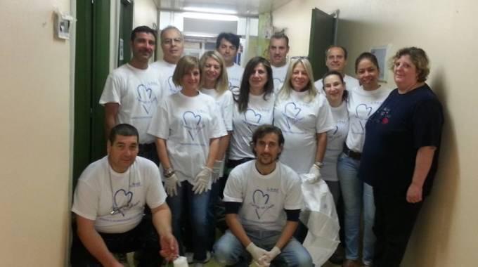 Sesto volontari al lavoro l 39 oncologia si rif il look for Ospedale sesto san giovanni