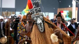 La Guinea festeggia all'Expo i 57 anni di indipendenza nazionale