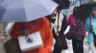 Pioggia, vento e temporali: maltempo fino a martedì