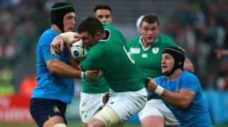 Rugby, l'italia saluta il Mondiale. Impresa sfiorata, 16-9 Irlanda