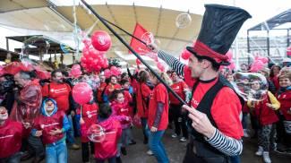 """Expo, è il """"Save the children day"""" per salvare i bambini dalla fame"""
