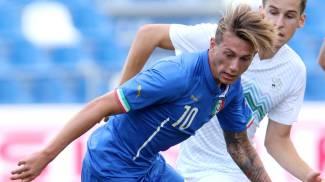 Italia Under 21, terza vittoria: Bernardeschi assist ed esplusione