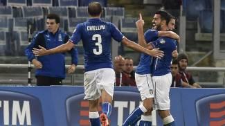 Euro 2016, Italia batte Norvegia: è prima ma non testa di serie. Segnano Florenzi e Pellè