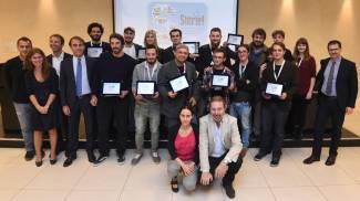 Andrea Giancarli vince il premio Storie! / VIDEO