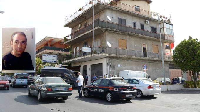 Catania, padre accoltella le due figlie nel sonno (Ansa)