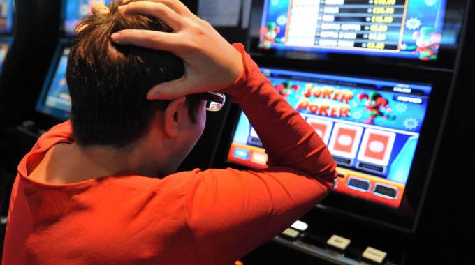 Legge balduzzi slot machine