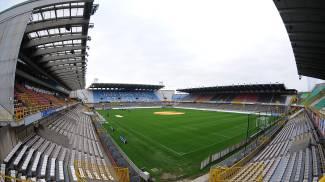 Bruges-Napoli a porte chiuse, mancano gli agenti