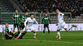 Sassuolo-Fiorentina 1-1: viola sprint, poi soffrono. Negato un rigore